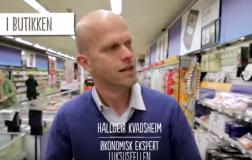 Økonomiskolen – I butikken